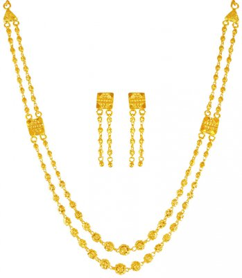 22k Gold  Layered Set  ( Light Sets )