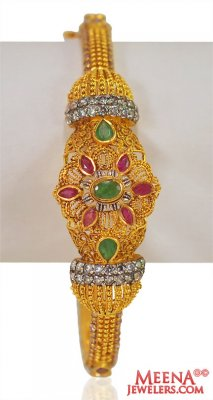 22k Antique kada(1 Pc) ( Antique Bangles )