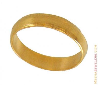 Gold Wedding Band (Ring) ( Wedding Bands )