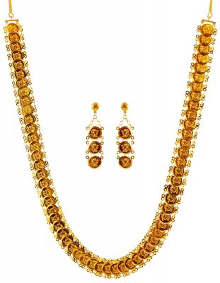 22 Karat Gold Ginni Set ( 22 Kt Gold Sets )
