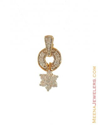 Nakshatra Diamond Pendant ( Diamond Pendants )