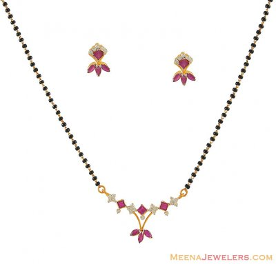 Diamond Mangalsutra Set ( Diamond MangalSutras )