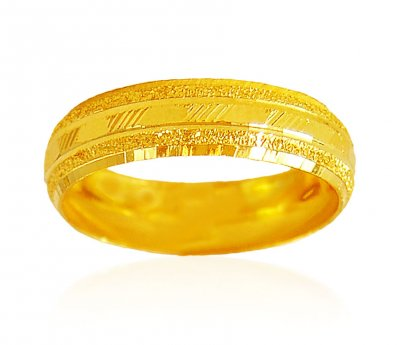 22 Karat Gold Wedding Band ( Wedding Bands )