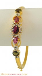 Designer Diamond Kada