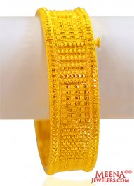 Gold Filigree Kada 1 PC ( Kadas )