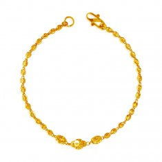 22kt Gold bracelet for ladies ( Ladies Bracelets )