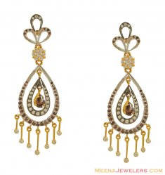 22 Karat Exquisite Earrings ( Exquisite Earrings )
