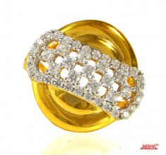 22 kt Sophisticated Oval Ring