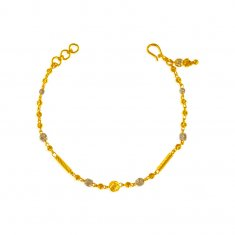 22 kt Gold  Bracelet ( Ladies Bracelets )