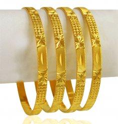 fe1aafd2c 22Kt Gold Bangles (22 Karat) - 22 Karat Gold Bangles not in Sets ...