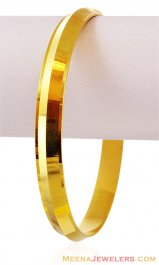 22k Gold Kada For Men ( Mens Gold Kada )