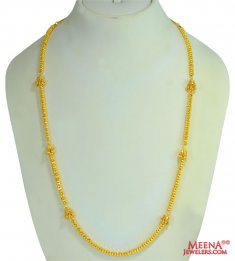 Chandelier Long Chain 22 kt ( 22Kt Long Chains (Ladies) )