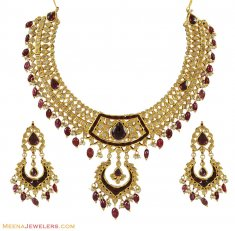 Genuin Kundan Diamond Set
