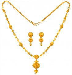 22Karat Gold Designer Set