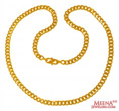 22Kt Gold Chain 20 Inches