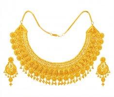 Gold Necklace Sets Indian