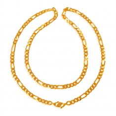 22 Kt Gold Chain ( Men`s Gold Chains )