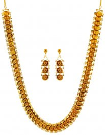 22 Karat Gold Ginni Set