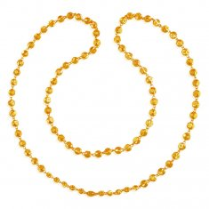 22k Gold Long Ladies Chain  ( 22Kt Long Chains (Ladies) )