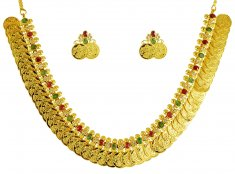 22 Karat Gold Kasumala (Set)